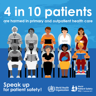 Speak Up for Patient Safety! - WHO